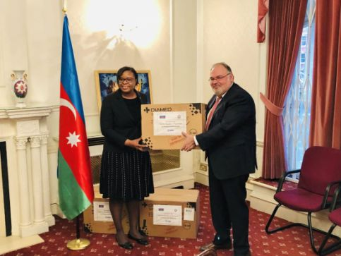 Azerbaijan provides assistance to Antigua and Barbuda