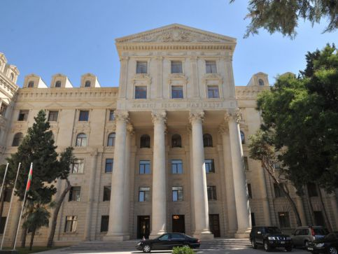 Azerbaijan gave aid to 4 countries through AIDA