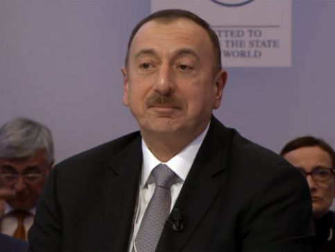 Statement by H.E. Mr. Ilham Aliyev, President of Azerbaijan at World Humanitarian Summit