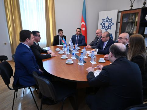 Donation of the Government of Azerbaijan for contributing to the elimination of consequences of bushfires in Australia