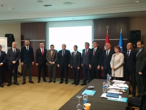 Azerbaijan's donor activity was met with interest at the international humanitarian aid coordination conference in Ankara