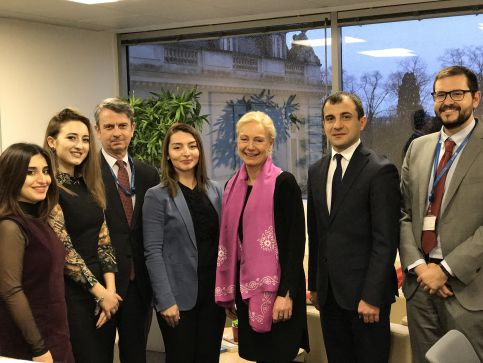 AIDA delegation participated at the next meeting of the OECD/DAC in Paris