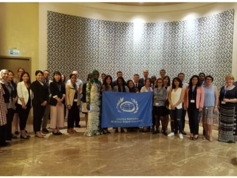 """The representative of the AIDA participated at the training Programme of """"UN Catalytic Support to South-South & Triangular Cooperation in Implementing the 2030 Agenda"""""""