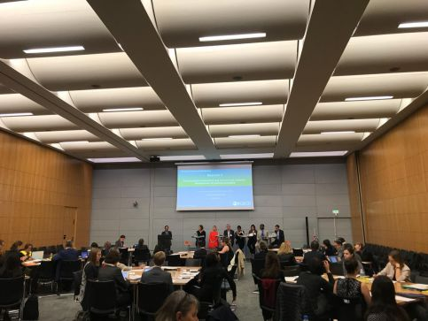 AIDA delegation attends OECD/DAC meeting in Paris on Sustainable Development Goals