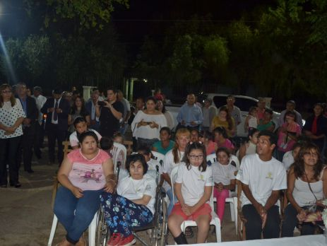 Assistance to children with physical disabilities in Argentina